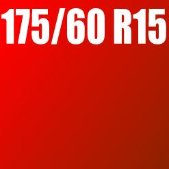 Pneu 175/60 R15