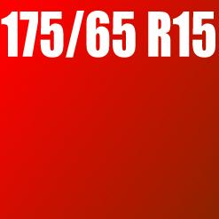 Pneu 175/65 R15