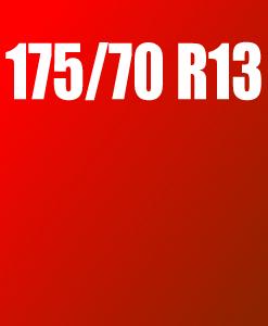 Pneu 175/70 R13