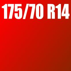 Pneu 175/70 R14