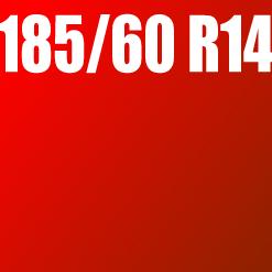 Pneu 185/60 R14