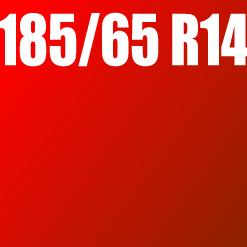 Pneu 185/65 R14