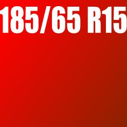 Pneu 185/65 R15