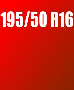Pneu 195/50 R16