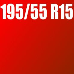 Pneu 195/55 R15