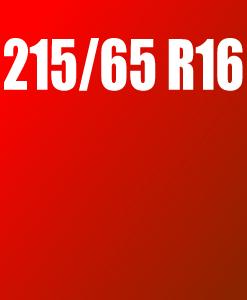 Pneu 215/65 R16