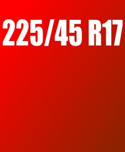 Pneu 225/45 R17