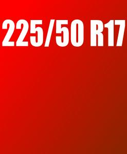 Pneu 225/50 R17