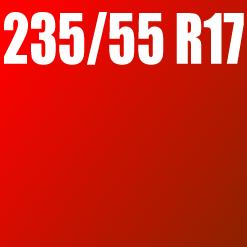 Pneu 235/55 R17
