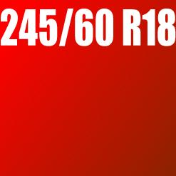 Pneu 245/60 R18