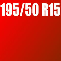 Pneu 195/50 R15