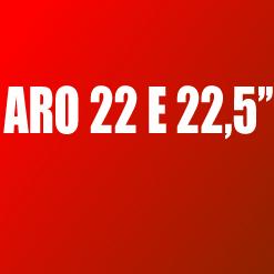 """Pneus Aro 22"""" e 22,5"""""""