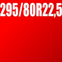 Pneu 295/80 R22.5